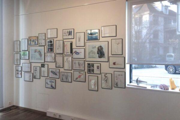 Querschnitt (Galerie Sprenger & Tommasi, Wetzikon, 2019)