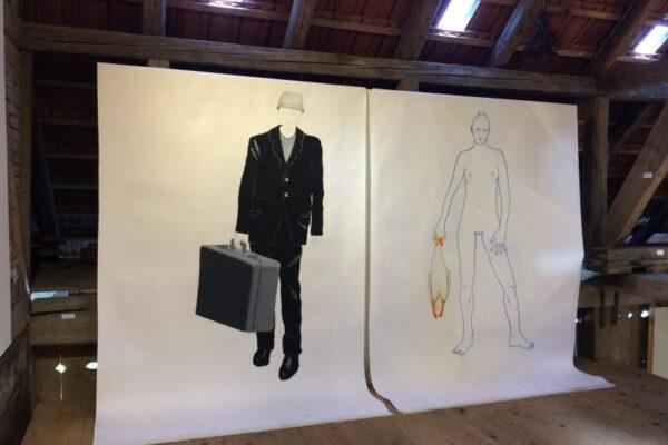 Das Andere (Büne Galerie, Dotzigen, 2019)